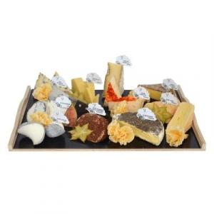 Plateau de fromages fin de repas